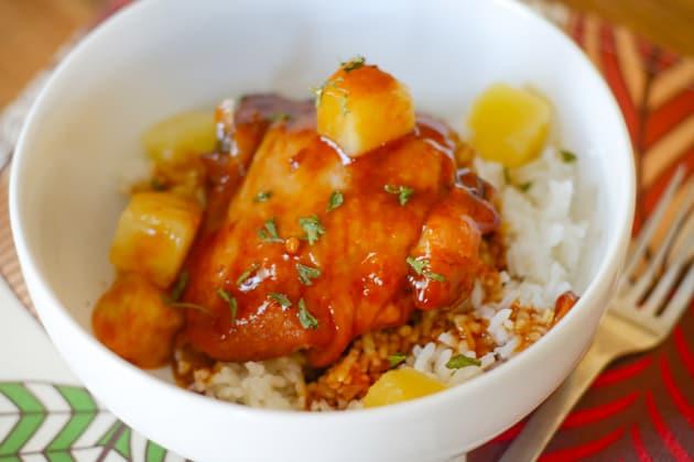 Honey Ginger Chicken Pic