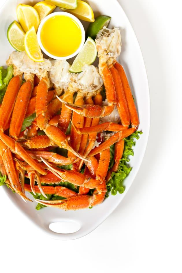 Crab Legs Pic
