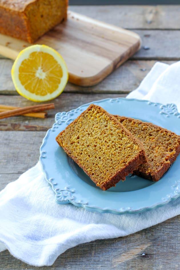Spicy Butternut Squash Bread Picture