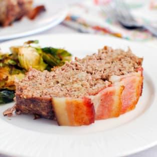 Paleo meatloaf photo