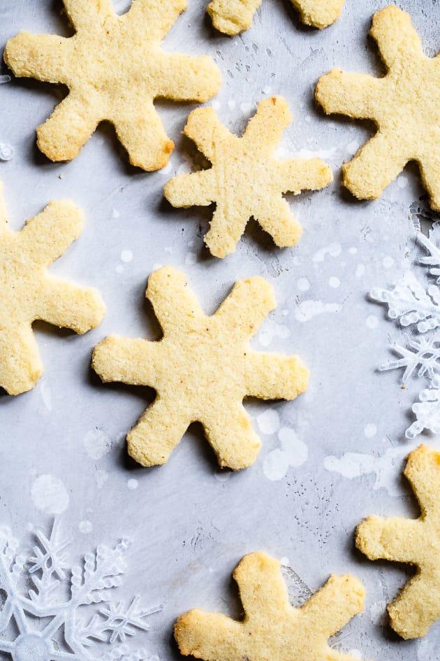 Keto Sugar Cookies Pic