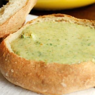 Bread bowl photo
