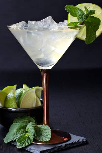 Moscow Mule Martini Image