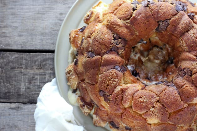 S'mores Pull Apart Bread Photo