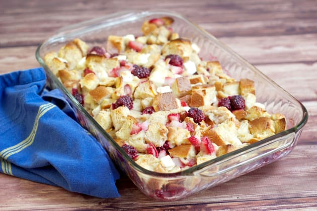Overnight Berry French Toast Image