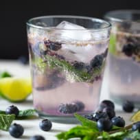 Blueberry Mojito Recipe