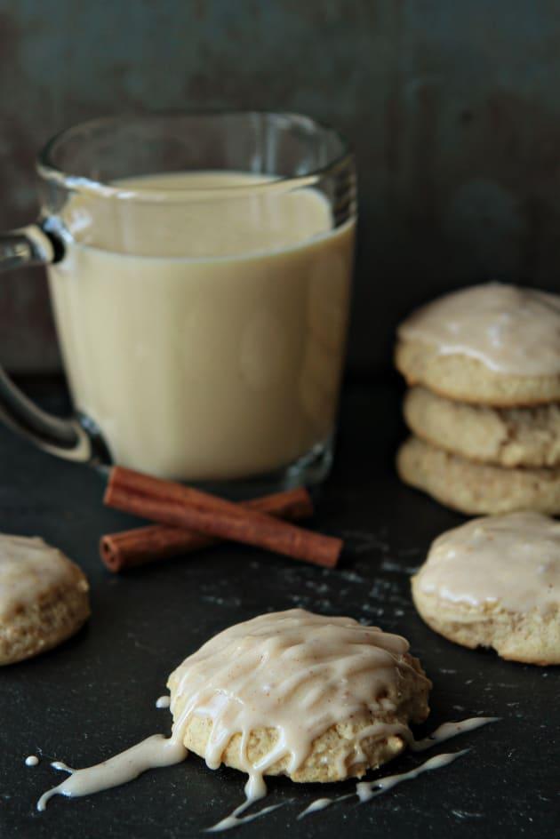Eggnog Cookies Picture