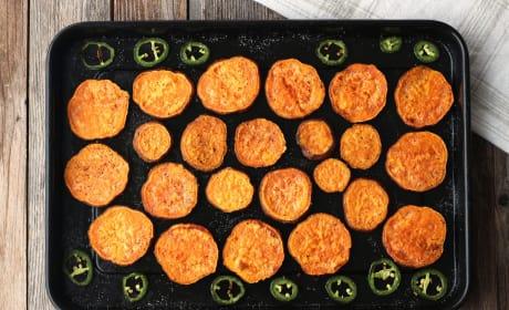 Sweet Potato Nachos Pic