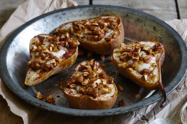 Paleo Baked Pears Photo