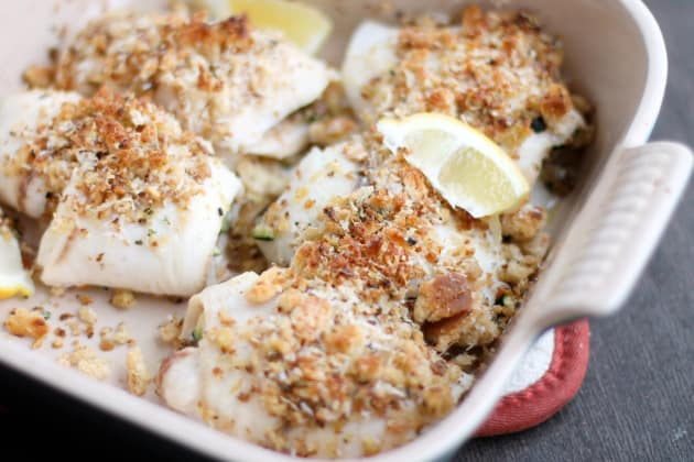 Tilapia Roulade Image