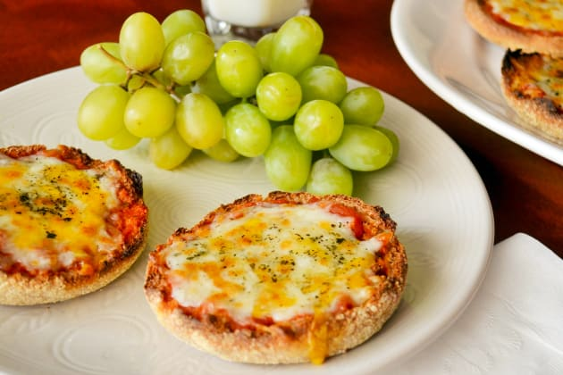 English Muffin Pizzas Photo