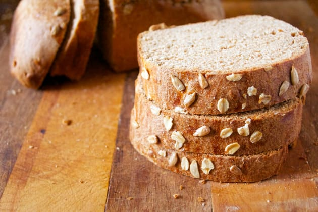 Whole Grain Bread Image
