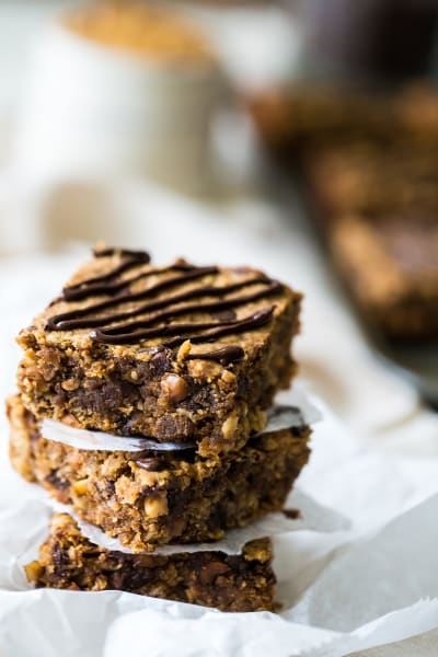 Oatmeal Breakfast Bars Picture
