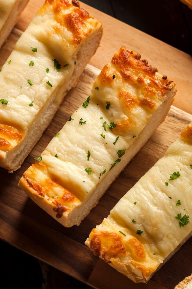 Garlic Bread Picture