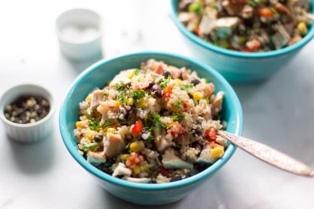 Quinoa Chicken Salad Photo
