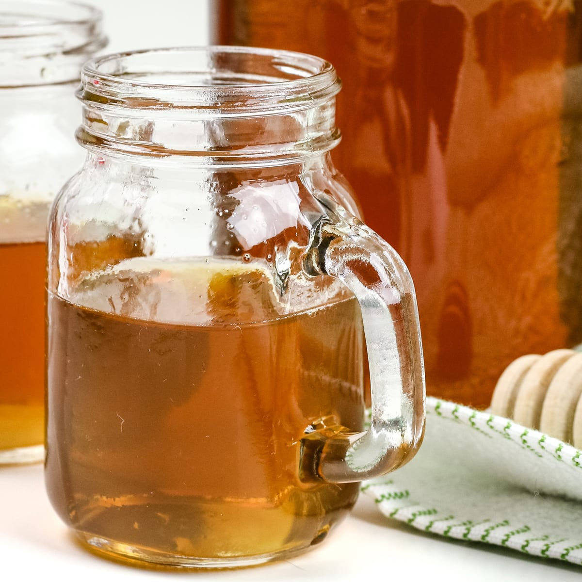 Homemade Honey Whiskey Recipe - Food