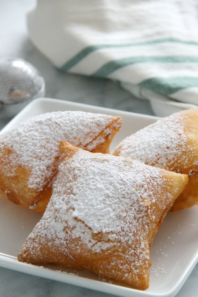 Puff Pastry Beignets Image