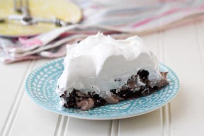 Ding Dong Icebox Cake