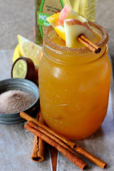 Apple Cider Margarita Picture