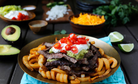 Carne Asada Fries: Make It a Party!