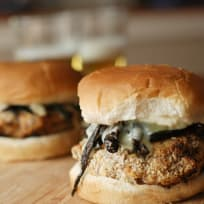 Jalapeño Turkey Burgers Recipe