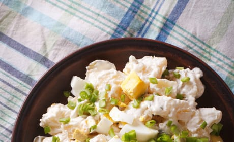 How To Make Potato Salad Image