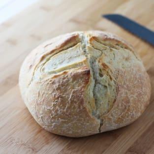 Sourdough bread photo