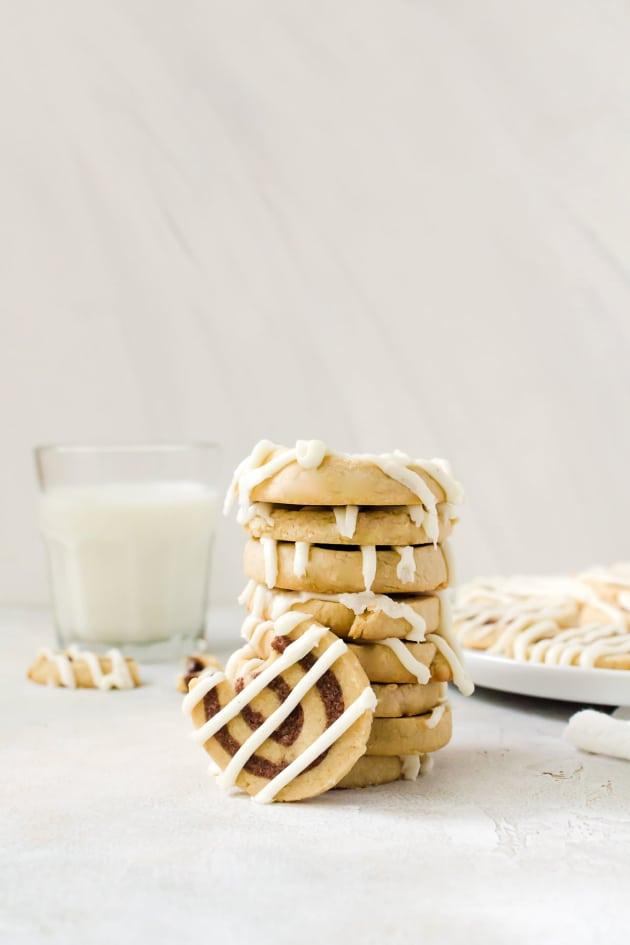 Cinnamon Roll Cookies Pic