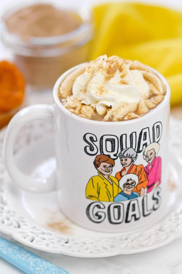 Pumpkin Spice Chai Latte Picture