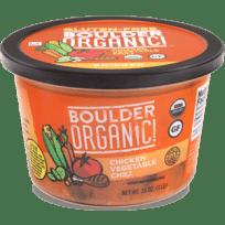 Boulder Organic Chicken Vegetable Chili