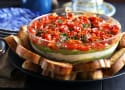 Avocado Ricotta Tomato Pesto Layer Dip Recipe