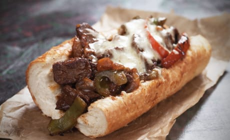 Steak Sandwich Pic