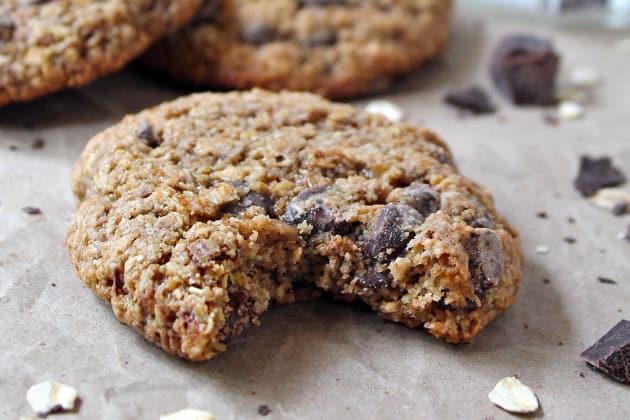 Gluten Free Oatmeal Chocolate Chip Cookies Photo