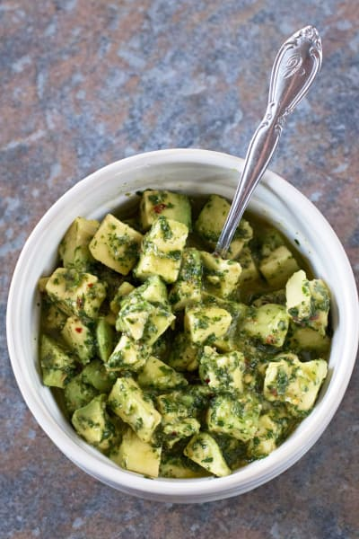 Spicy Avocado Chimichurri Salsa Image