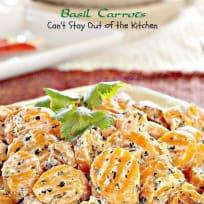 Basil Carrots