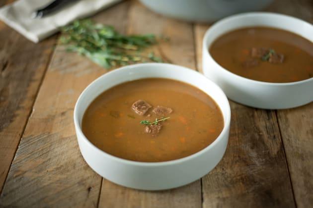 Brown Windsor Soup Recipe Food Fanatic