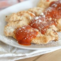 Gluten Free Parmesan Crusted Chicken Tenders Recipe