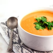 3-Ingredient Pumpkin Soup Recipe