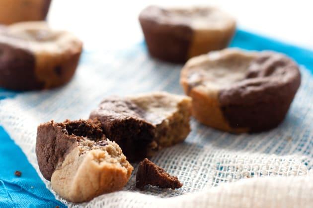 Peanut Butter Brookie Cups Image