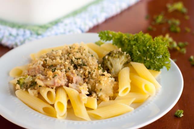 Gluten Free Chicken Cordon Bleu Casserole Recipe