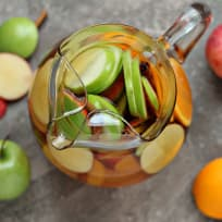 Easy Apple Sangria Recipe