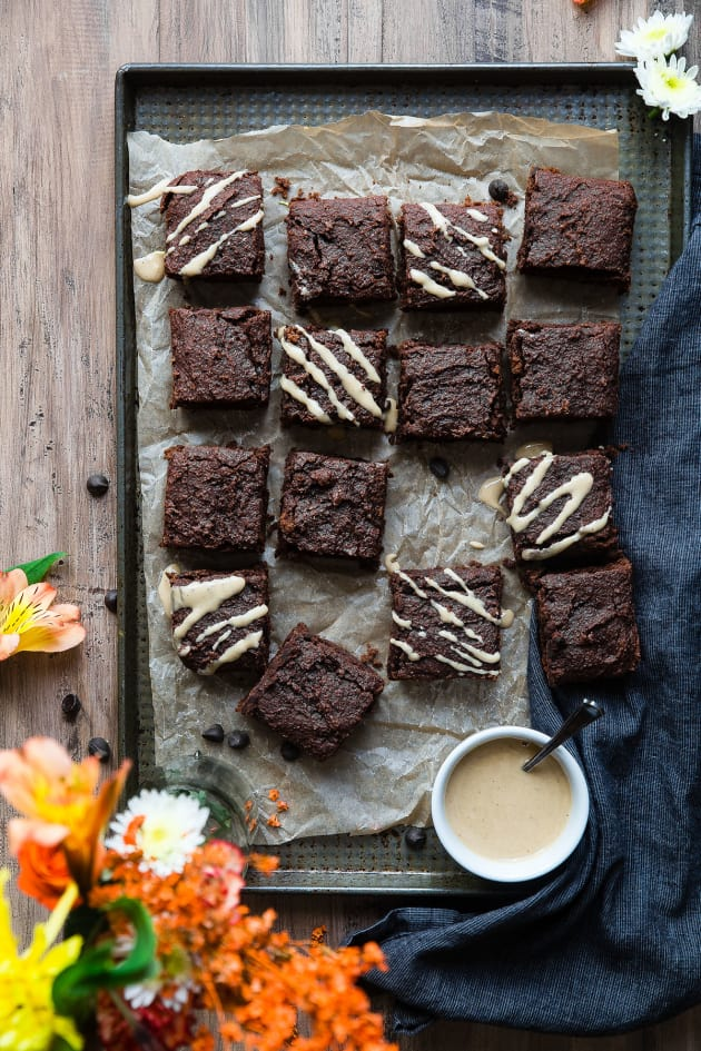 Paleo Sweet Potato Brownies Picture