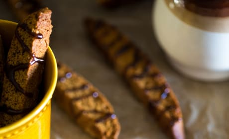 Gluten Free Gingerbread Biscotti Image
