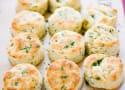 Gluten Free Garlic Herb Biscuits Recipe