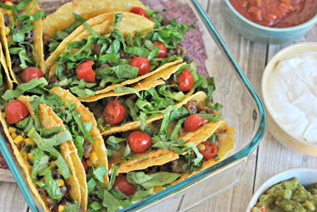Baked Tacos Photo