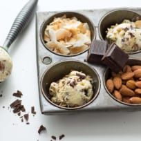 Toasted Coconut Ice Cream Recipe