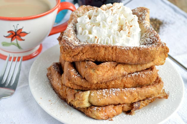 Chai Tea French Toast Photo