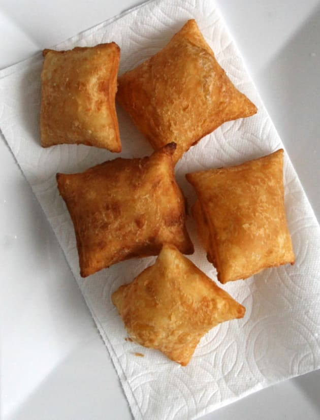 Puff Pastry Beignets Picture