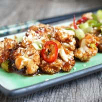 Kung Pao Cauliflower Recipe