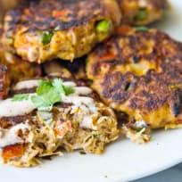 Tex Mex Crab Cakes Recipe